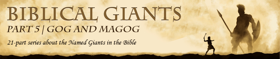 Ron Morehead_Biblical Giants_Gog and Magog_05