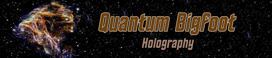 Ron Morehead_Quantum_Physics_Bigfoot_Holography
