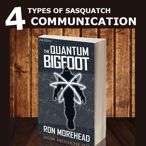 Ron_Morehead_quantum_bigfoot_4 Types of Sasquatch Communication