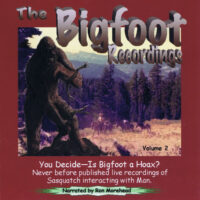Bigfoot Recordings Vol. 2 Digital Download
